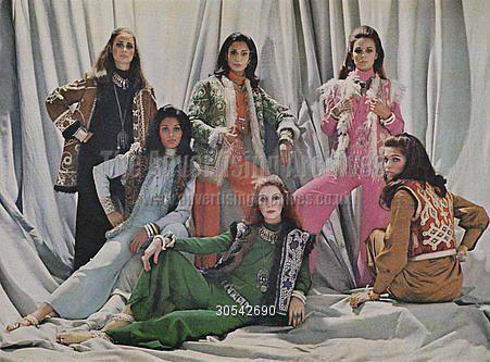 Afghanistan dress