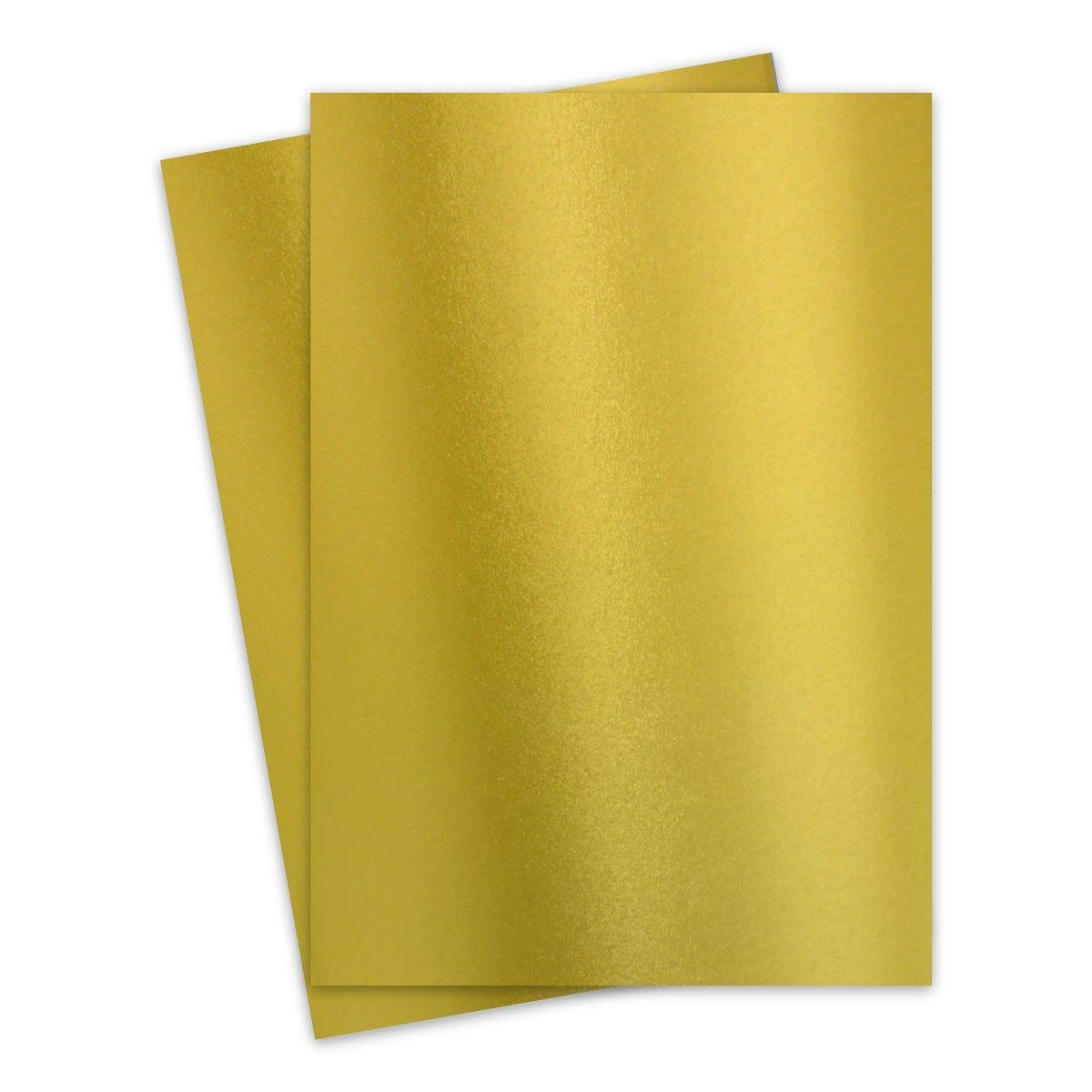 Fav Shimmer Premium Gold 8 5 X 14 Legal Size Card Stock Paper 92lb Cover 250gsm 150 Pk Metallic Paper Legal Size Paper Shimmer Paper