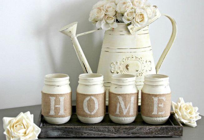 Evde Yapılabilecek Dekoratif Eşyalar ile Üretim Başlasın!