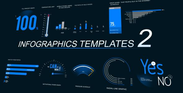 Infographic Ideas living healthy infographics videohive free download after effects templates : Infographics Template 2   Wedding, After effects and Graphics