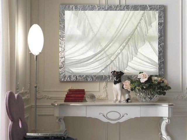 Lampade bagno ~ Michelangelo specchiera foglia ar specchi e lampade bagno