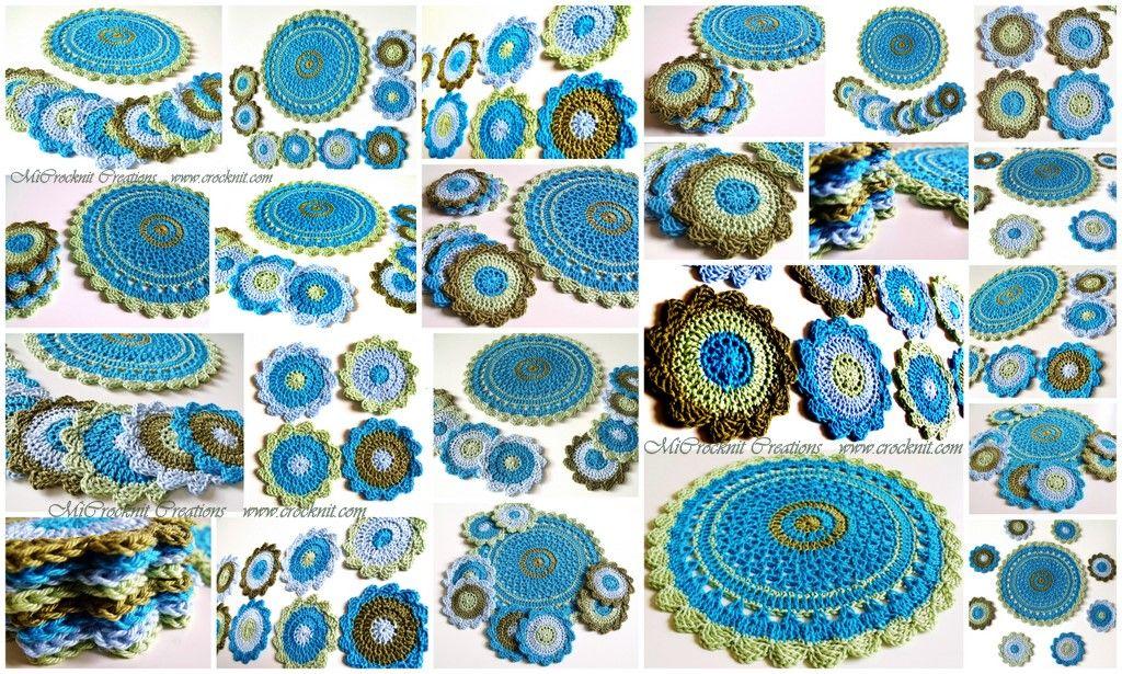 colors sea water crochet - Google-Suche | C hevron Ripple V-Stitch ...