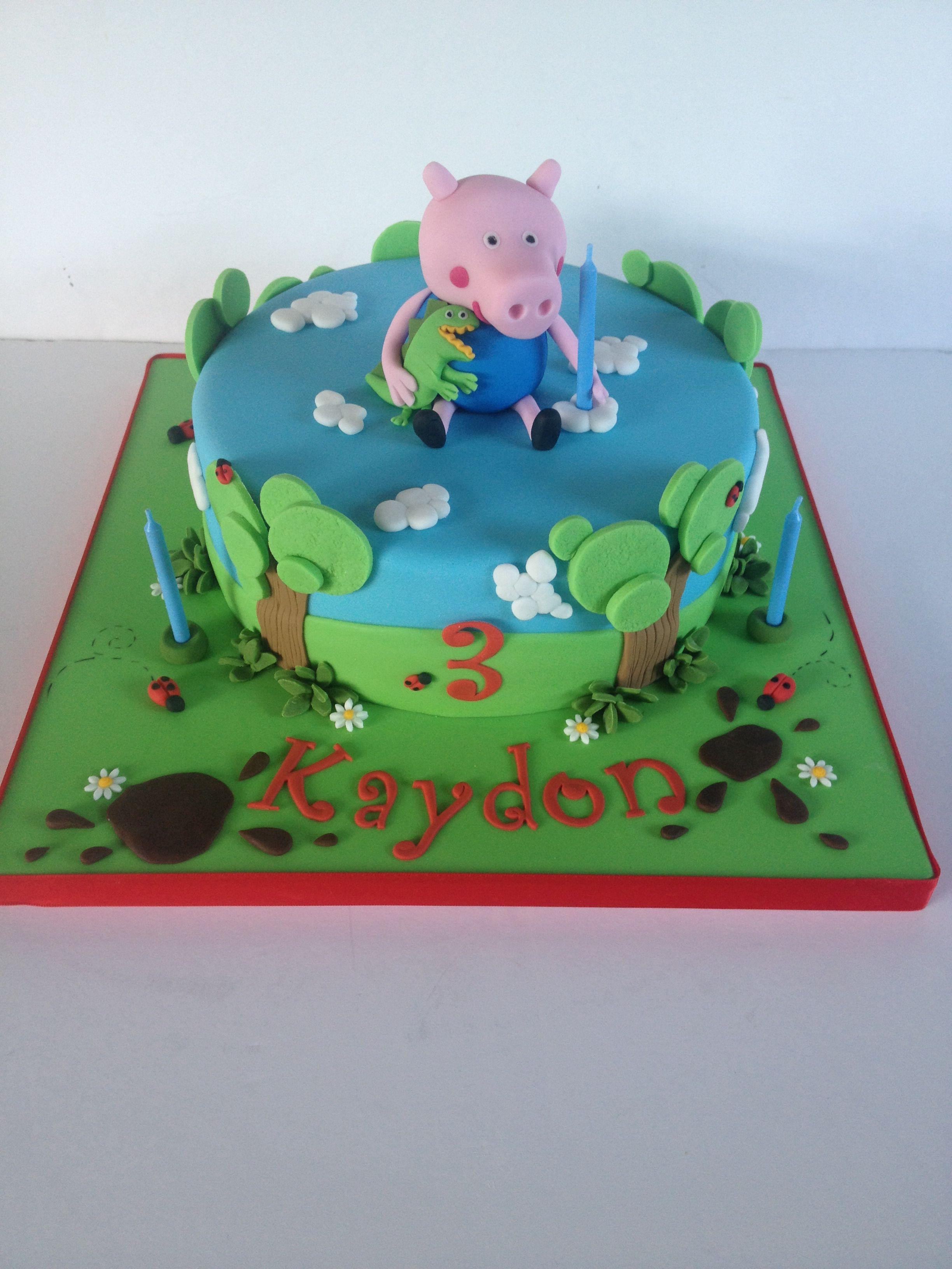 Peppa Pig Theme George Pig Boys Peppa Pig Birthday Pig
