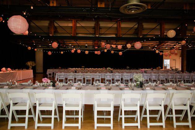 Performance Works Granville Island Wedding