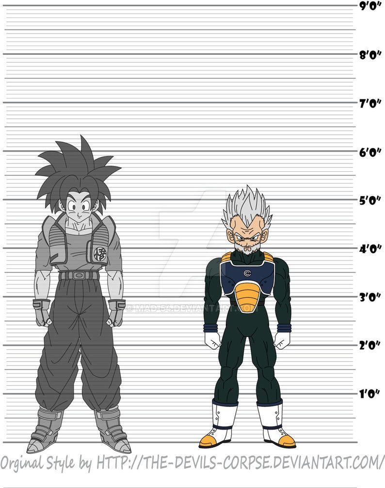 Db Shinsei Old Man Vegeta Jr Bio By Mad 54 Deviantart Com On Deviantart Anime Character Design Superhero Characters Dragon Ball Gt