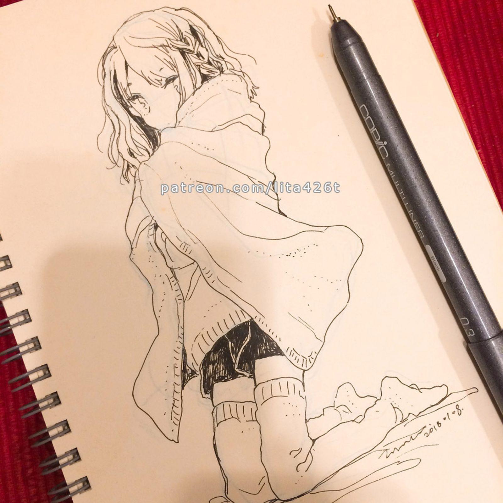 blanket | Tachibana Lita on Patreon