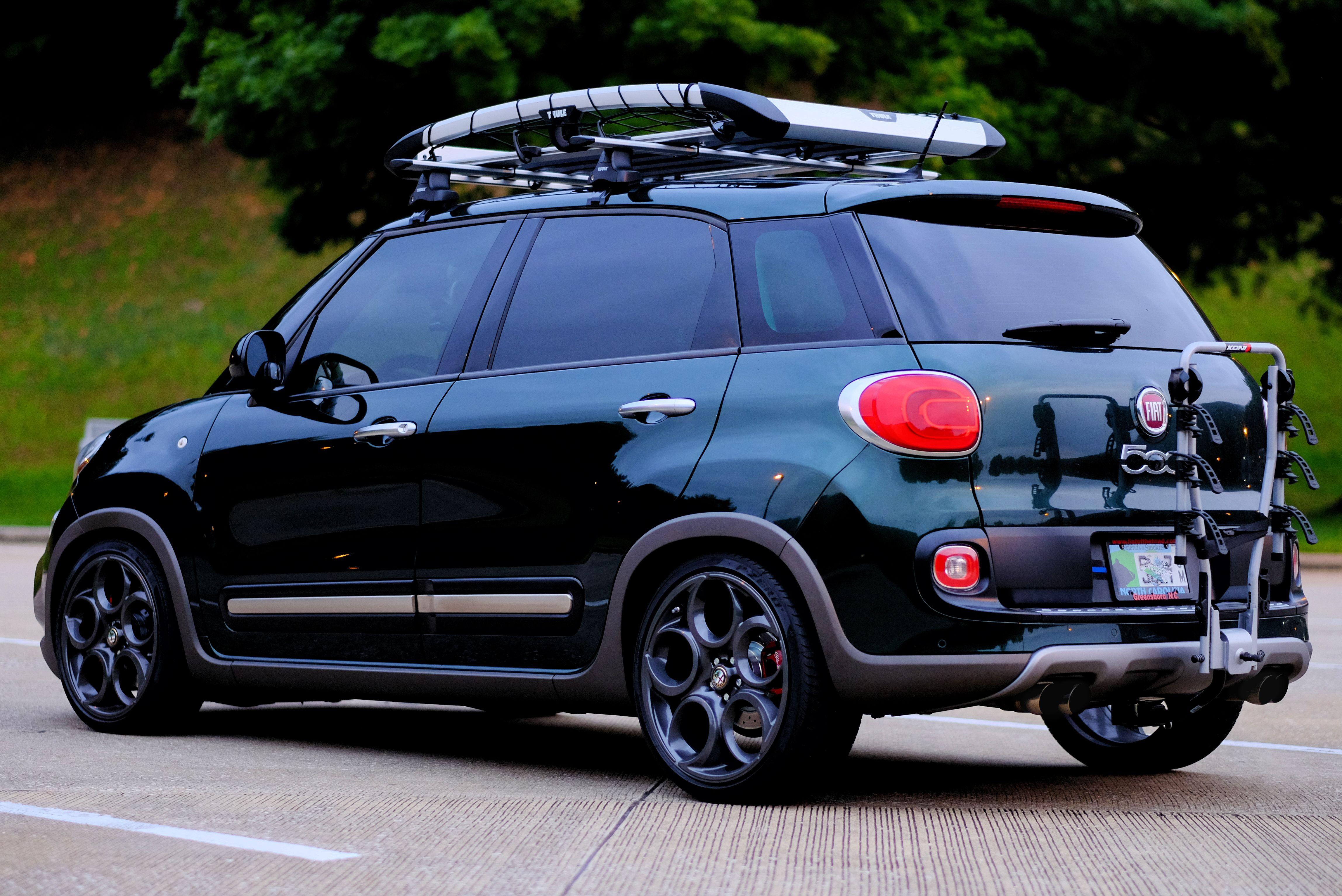 Fiat 500l Trekking With Images Fiat 500l Fiat 500 Fiat