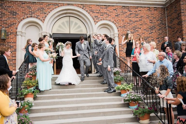 The Very Best of 2016 Wedding, Wedding day, Wedding exits