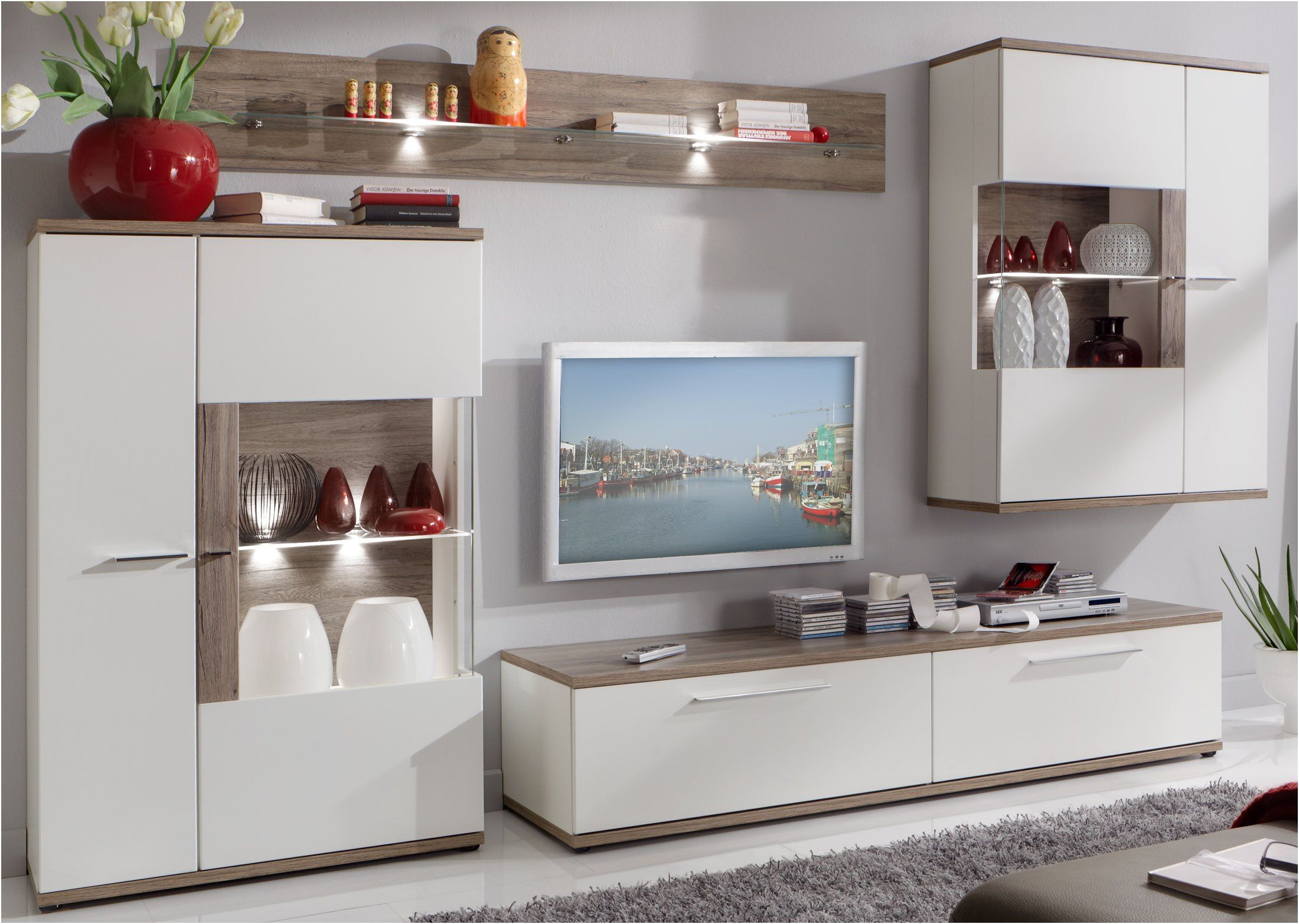 Lieblingsstuck Wohnzimmer Anbauwand In 2020 Anbauwand Wohnzimmer