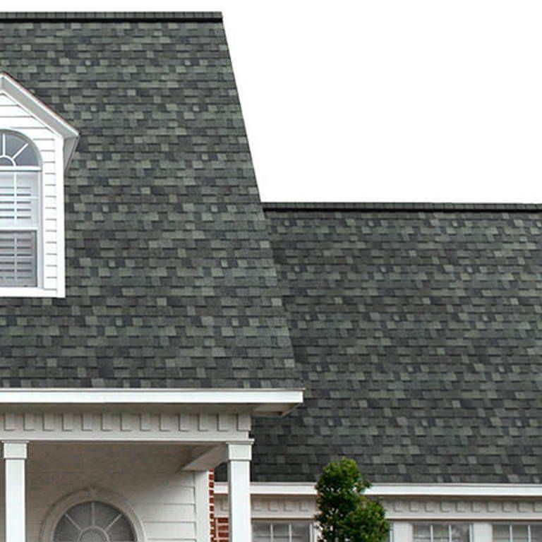 Best Owens Corning Oakridge Shingles Estate Gray Roof 640 x 480