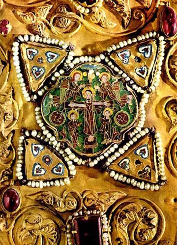 El tríptico de Khakhuli Crucifixión