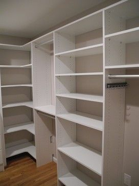 Elegant Jackson Walk Closet ~ Monolithic Look   Traditional   Closet   Newark   All  About Closets