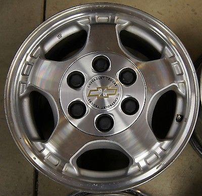 2004 Chevrolet Tahoe Factory Wheels Chevy Avalanche Silverado Suburban Tahoe 16 Factory Oem Wheels Rims Chevy Avalanche Oem Wheels Wheel Rims