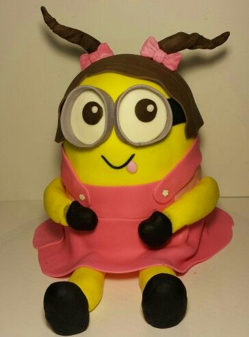 Minion Birthday Cake Brisbane Image Inspiration of Cake and