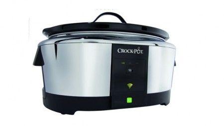 Belkin unveils crock-pot at CES - http://www.gadgets-magazine.com/belkin-unveils-crock-pot-ces/