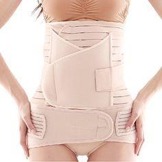 Post Mutterschaft Gürtel Postpartal Medizinische Kompression Unterstützung Bauch