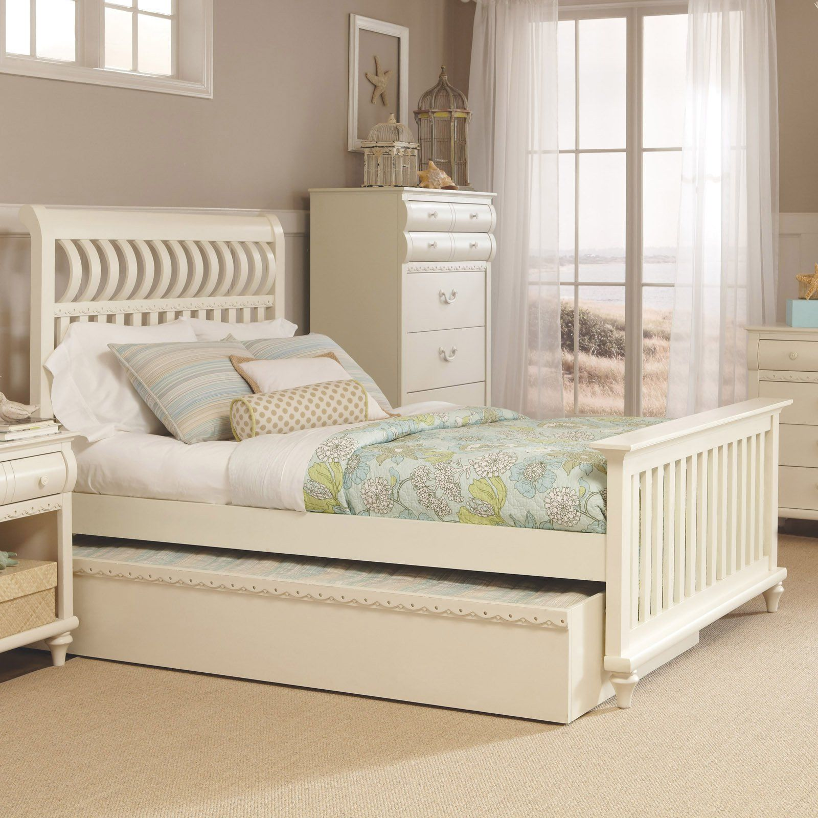Have to have it. Myhome Emily Collection Panel Bed with