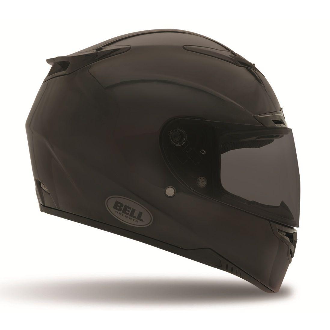 Bell Rs 1 Solid Matte Black Helmet With Images
