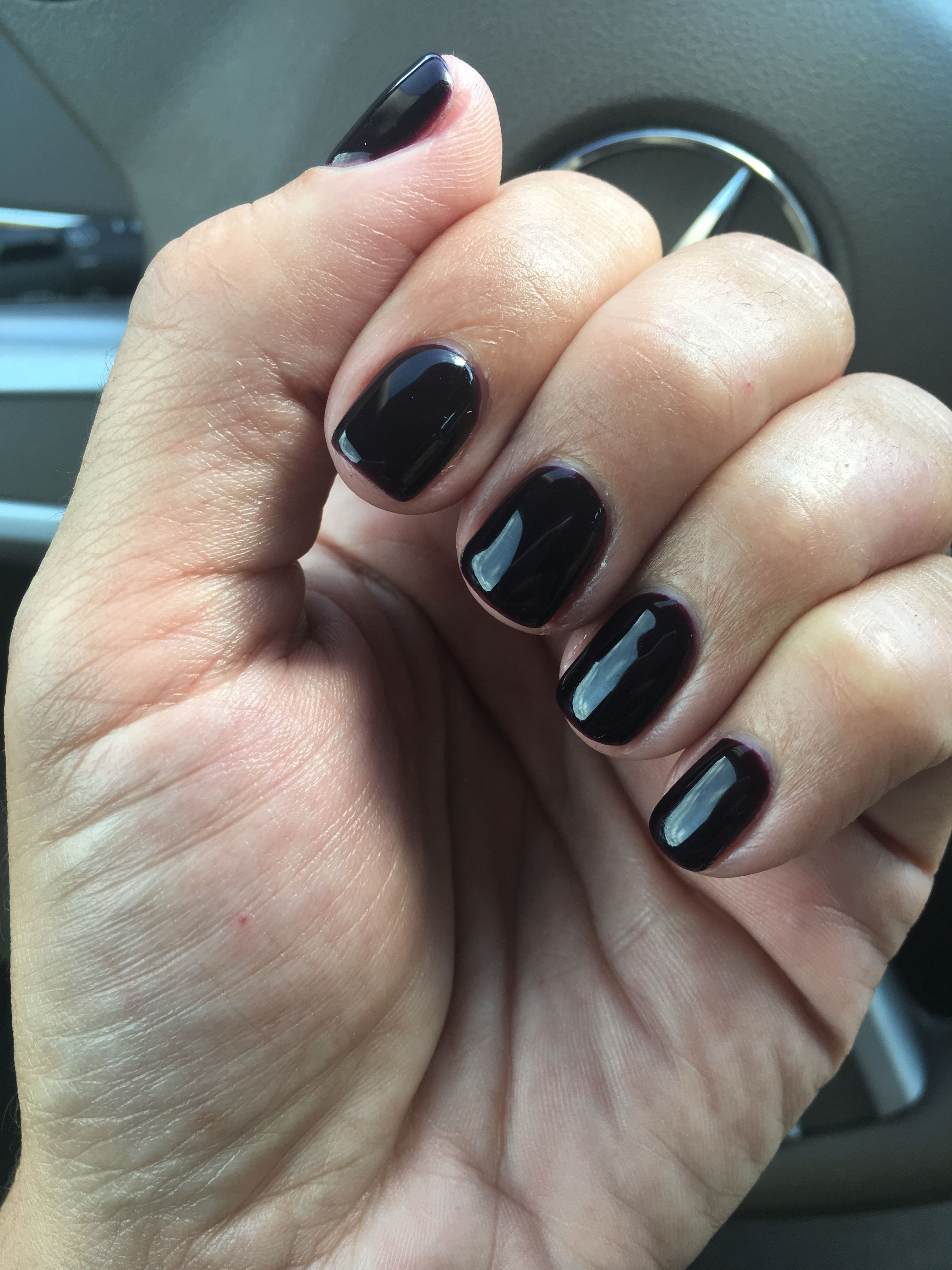 Perfect Match - Marilyn Merlot | My Gel Nails | Pinterest | Perfect ...