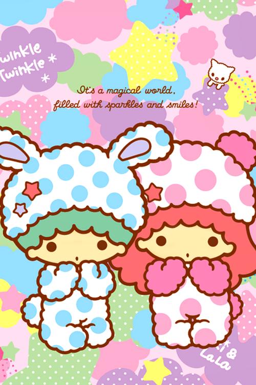 Pin by Mari Boo Boo on Sanrio Little Twin Stars Hello