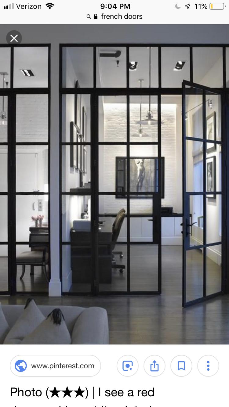 Pin De Sarah Rice En Back Porch Door And Windows Puertas De Hierro Diseño Para El Hogar Interior De Oficina