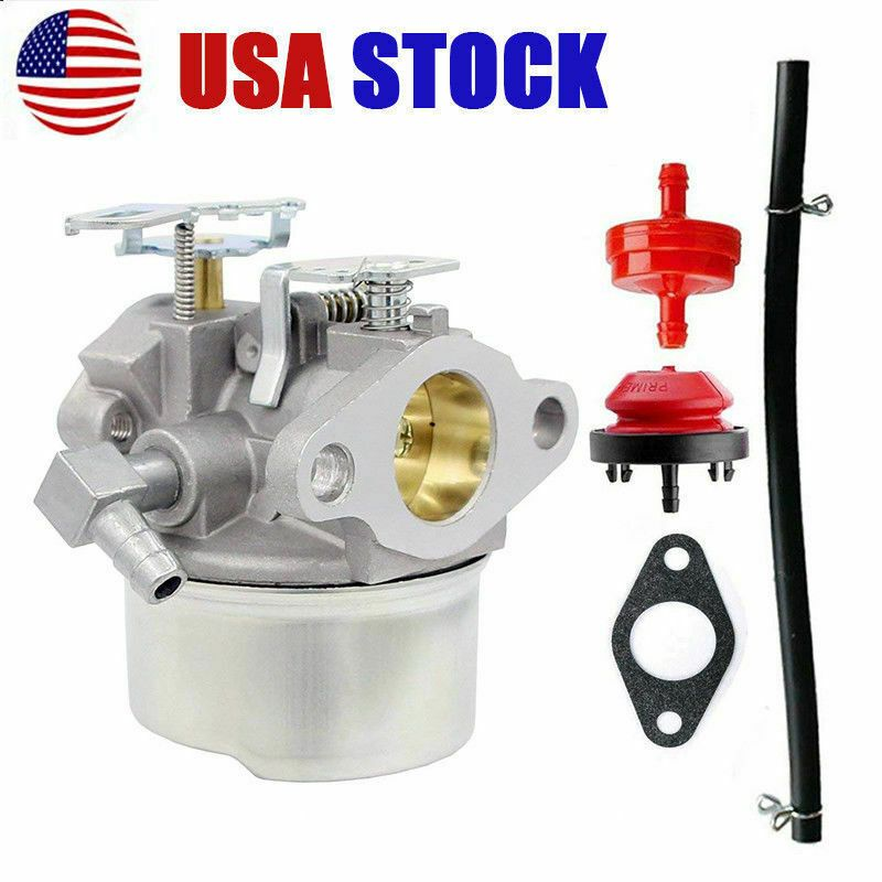 Carburetor Carb Kit for Tecumseh 5HP MTD 632107/A 640084A/B