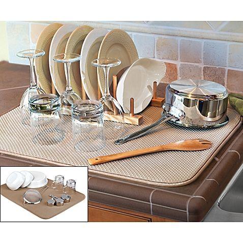 The Original™ XL Dual Dish Drying Mat
