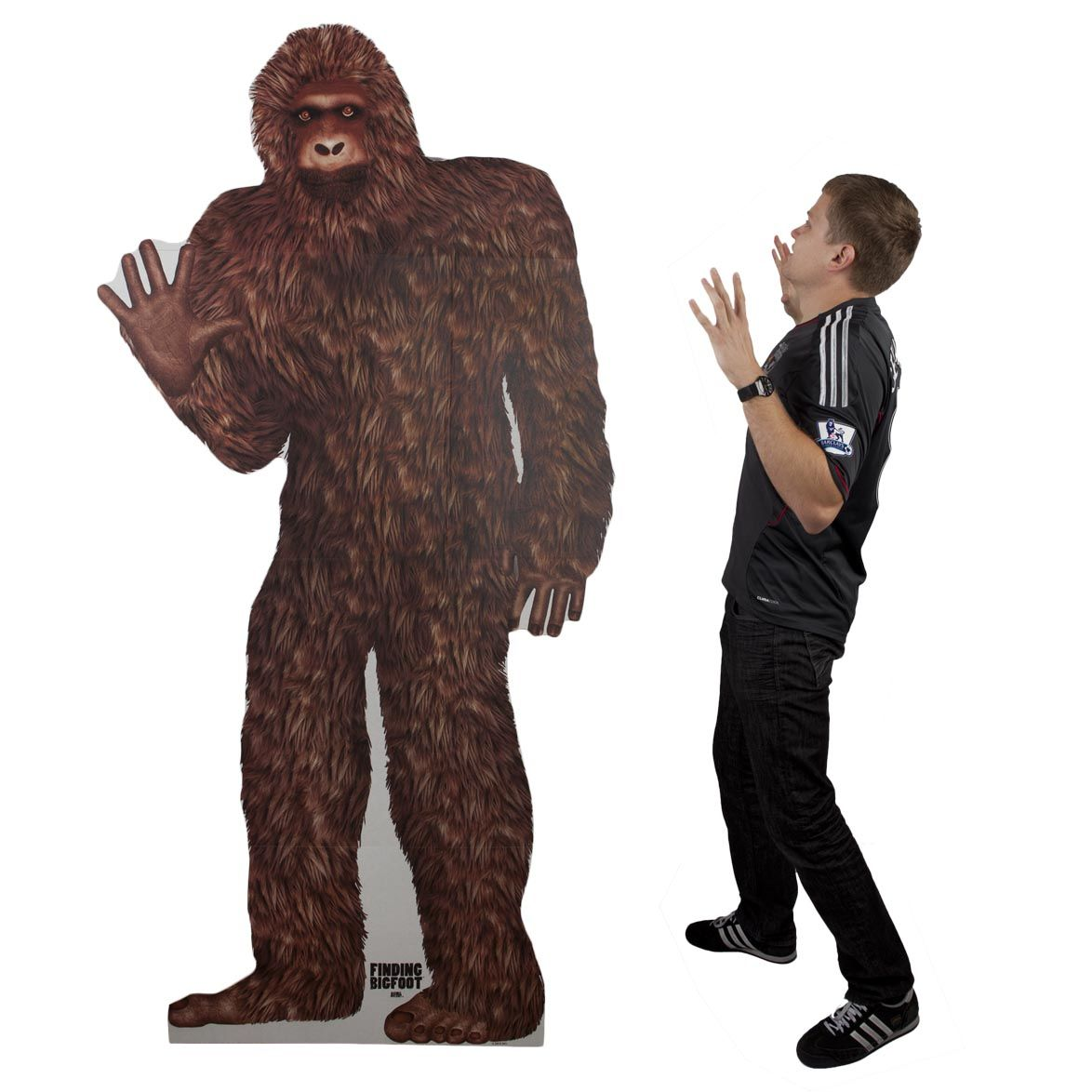 Finding Bigfoot Standee   Discovery Channel   Products I Love ...