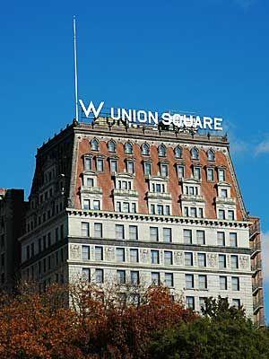 W Union Square Nyc