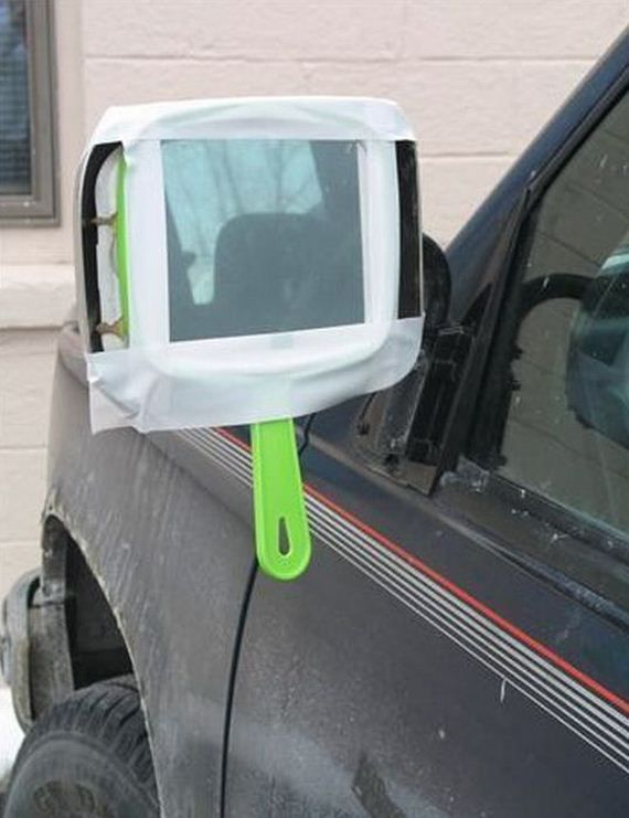Side Mirror Repair >> Pin On Redneck Engineering