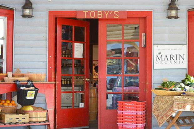 Spotted California Pt Reyes Station Toby S Feed Barn
