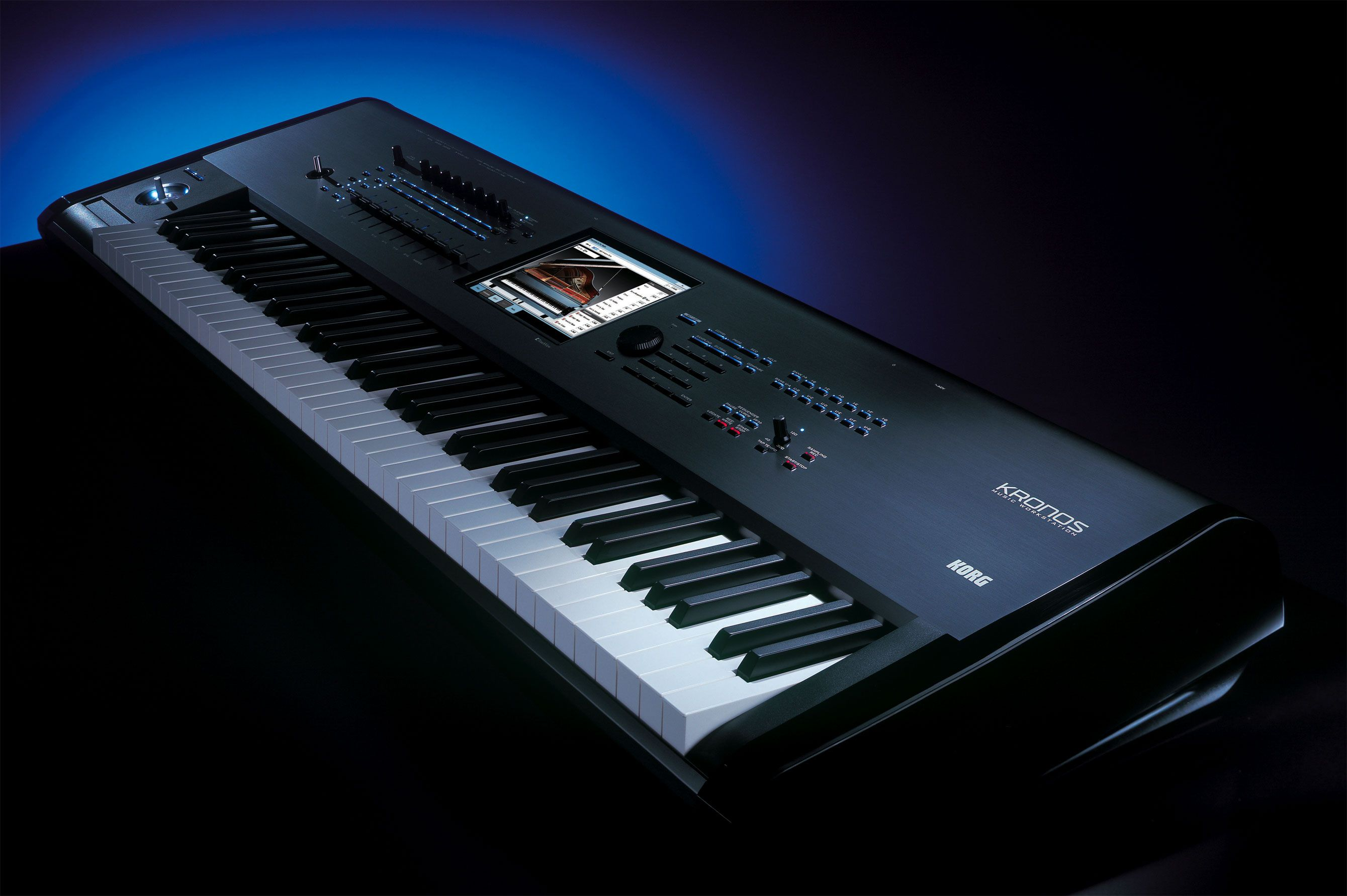 Korg Kronos X Music Workstation Launched