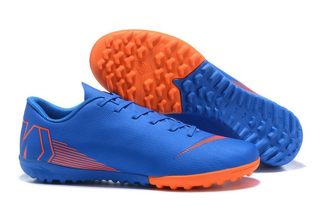 20ed8fb99e6b Nike Mercurial Superfly Vi Navy Blue Orange Shoe
