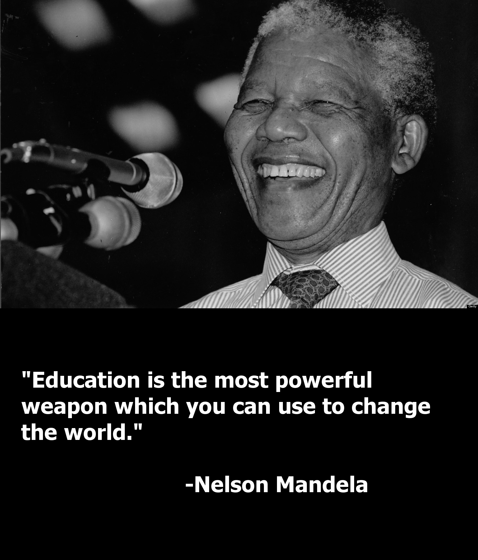 nelson mandela and leadership Nelson mandela has shown us all the power of hope combined with commitment.