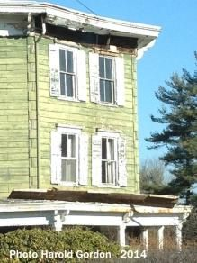 Octagon House Inventory Book  List of houses and their histories!