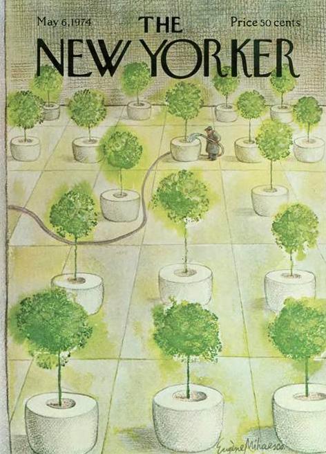 May 6, 1974, by Eugène Mihaesco