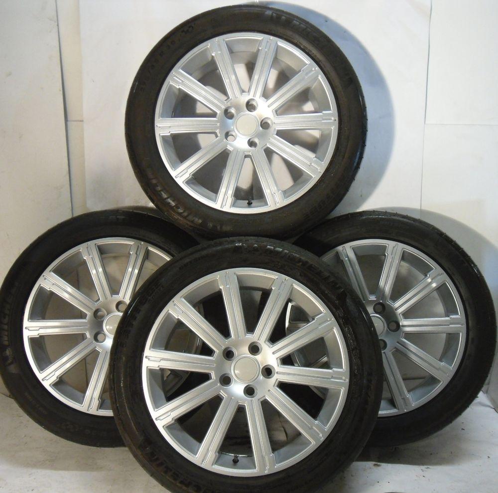 4 8 5 X 20 Quot New Alloy Wheels New Tyres Range Rover