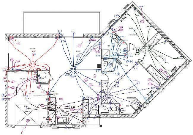 plan réalisation pieuvre électrique électricité Pinterest - Plan Electrique Salle De Bain