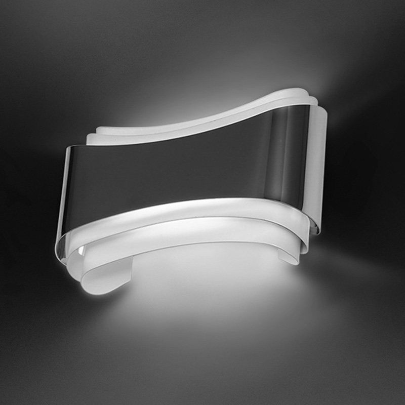 White Chrome Modern led wall lights 5W home decoration wall lamp for ...