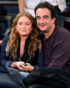 Mary Kate Olsen and her 42 year old beau Olivier Sarkozy