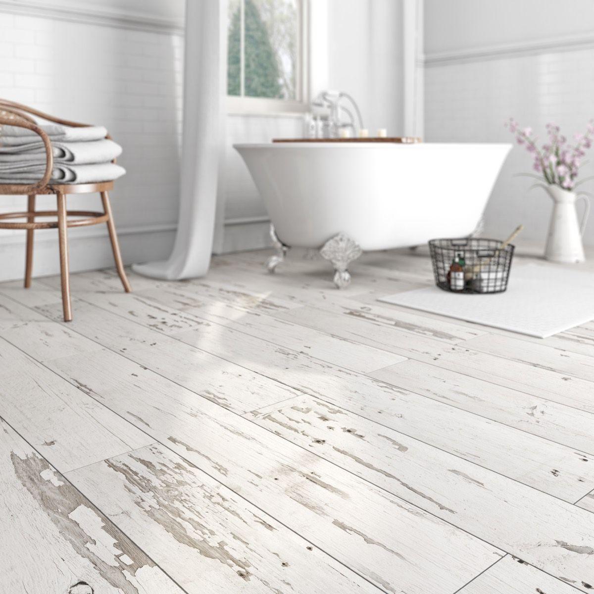 Krono Xonic Pennsylvania waterproof vinyl flooring White