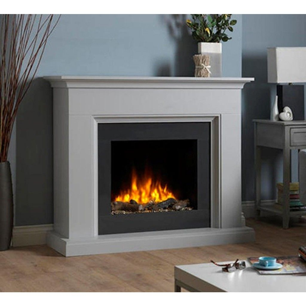 Amalfi Led Electric Suite Fireplace Suites Electric Fire Suites