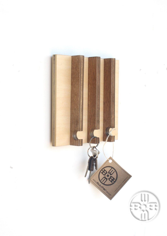 Key Holder For Wall Vertical