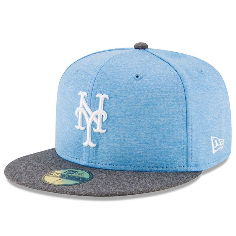 size 40 04fcc da53a New York Mets New Era 2017 Father's Day 59FIFTY Fitted Hat ...