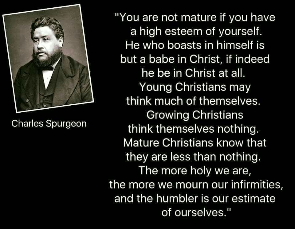 christian quotes charles spurgeon quotes humility total