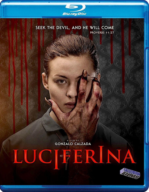 LUCIFERINA BLURAY (ARTSPLOITATION) Movie releases, Film