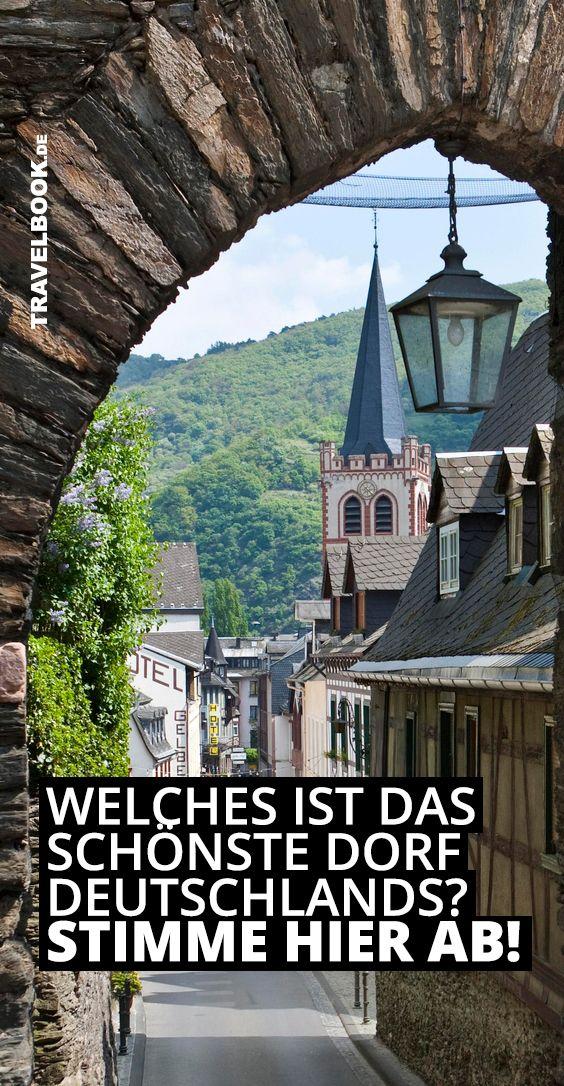 Längstes Dorf Deutschlands