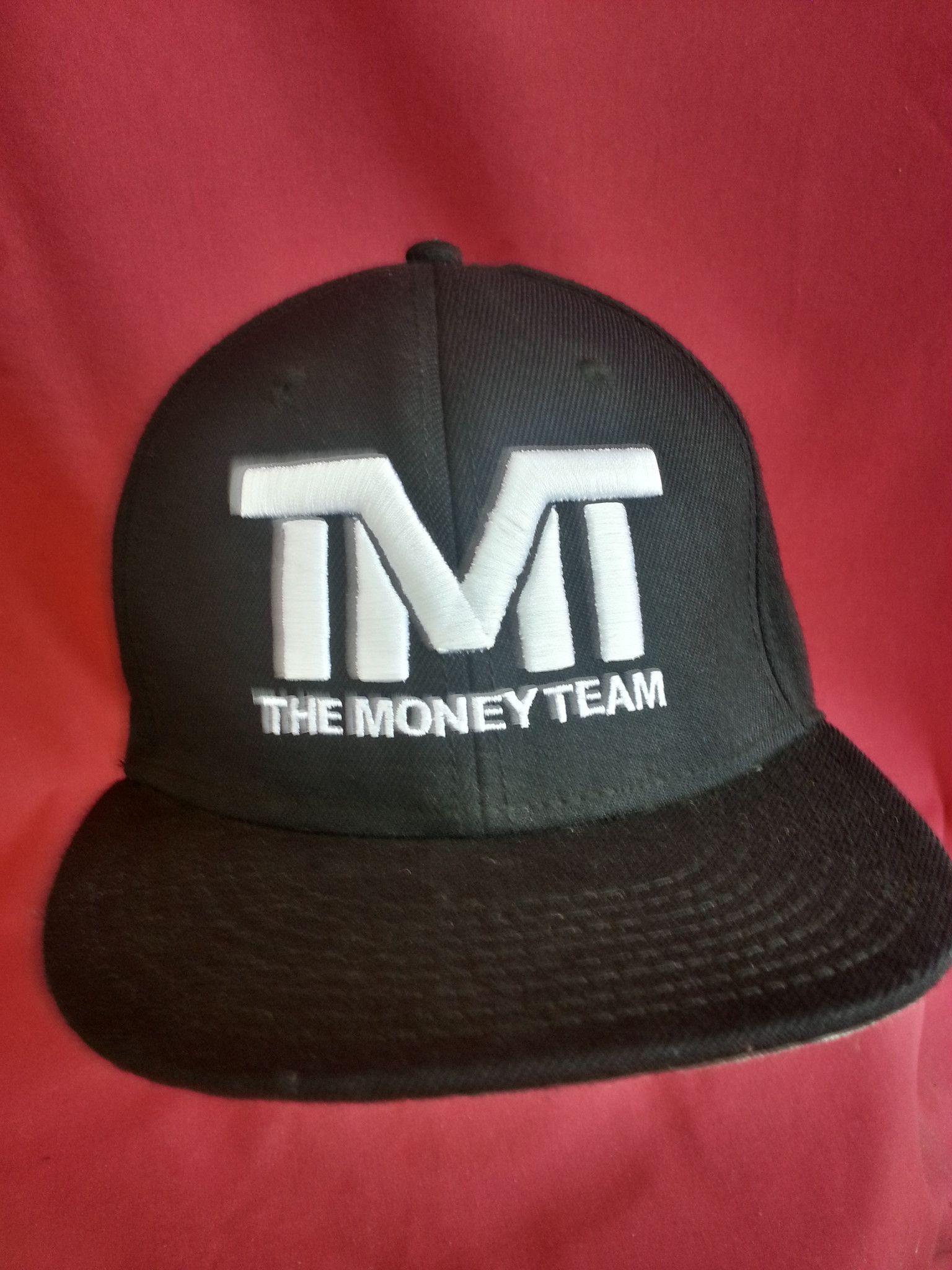 Floyd Mayweather The Money Team Snapback Hat  73d19dba69f3