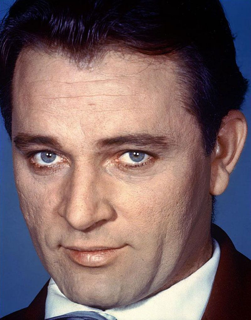Richard Burton- nobody has ever had better diction that R.B.