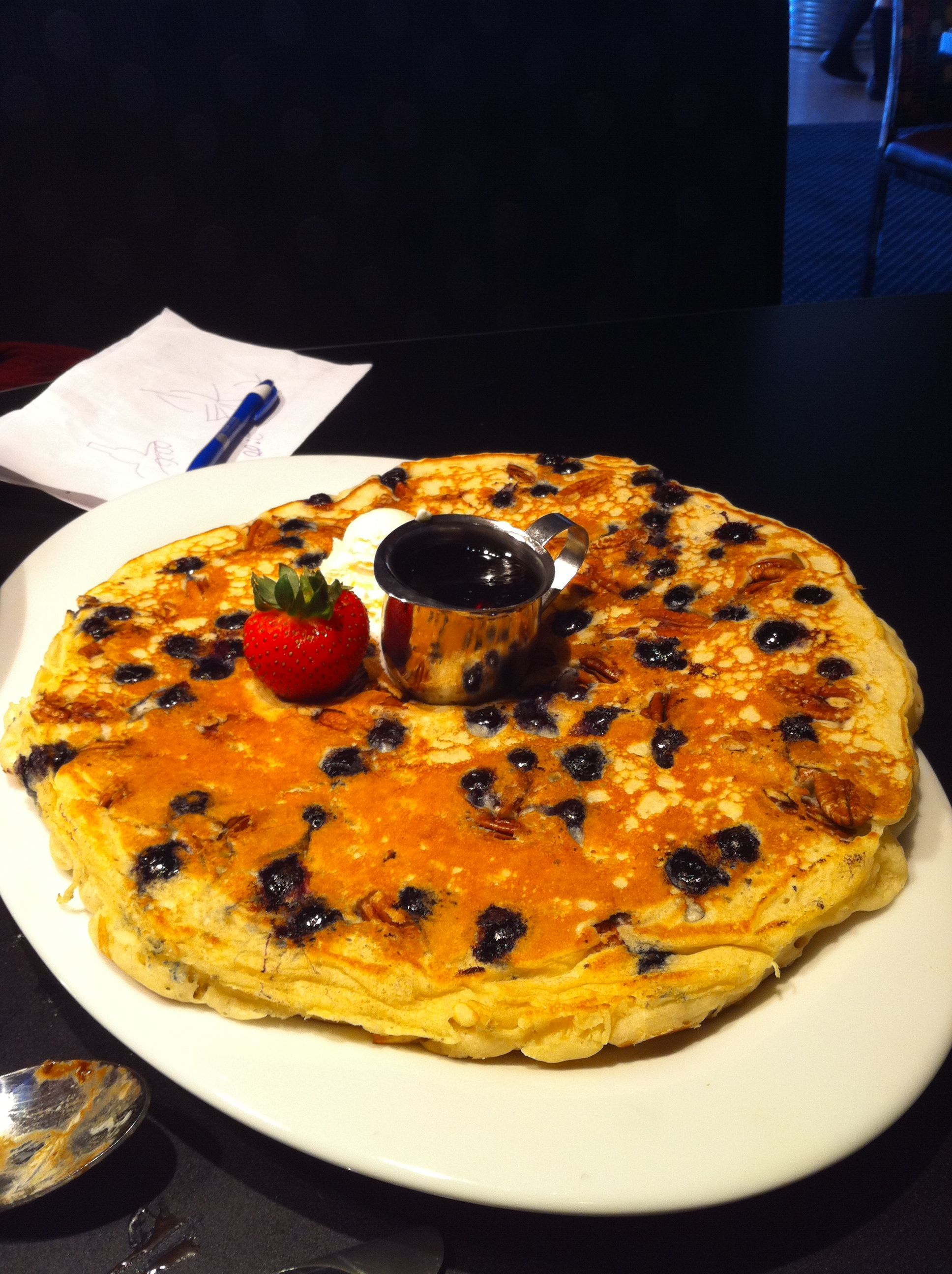 Yummy Pancakes from Hash House Food Me Love